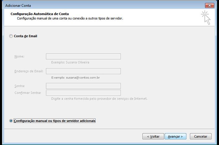 suporte email Lexxa